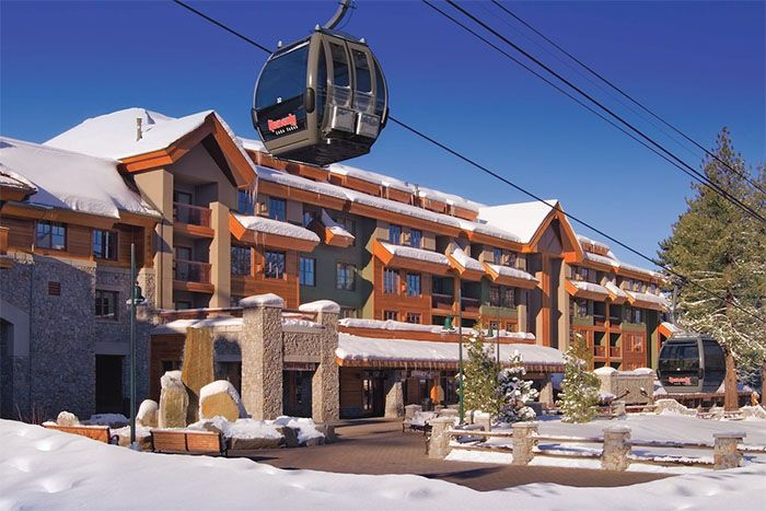 Grand Residences by Marriott Lake Tahoe Main Exterior